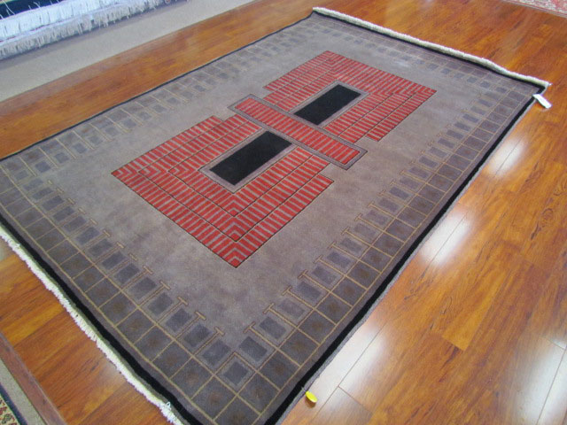 Deco style rugs 2