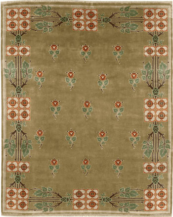 Arts & Crafts Carpet Collections