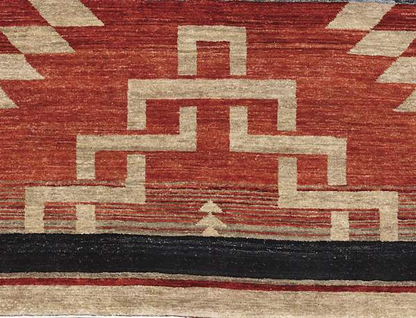 Rustic Pendleton Blankets From Southwest Looms